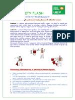 Safety Flash - Flagman
