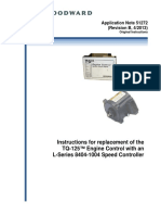 Woodward L series application note