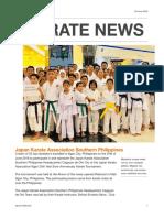 Simple Karate Newsletter