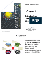 Gen. Chem. Chapter 1 Matter Editted