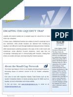 Small Cap Network Liquidity Event Writeup