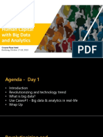 HCM With Big Data & Analytics - 17-18 Oct 2019