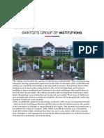 About Us Saintgits