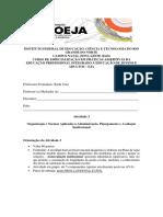Atividade 3 - Organização e Normas Aplicadas à Administração 3.docx