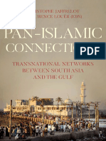 (Comparative Politics and International Studies Series.) Jaffrelot, Christophe_ Louër, Laurence - Pan-Islamic Connections _ Transnational Networks Between South Asia and the Gulf-Oxford University Pre