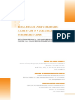 Pvt Label Case Study