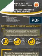 Floods in Manila