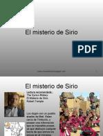 El Misterio de Sirio