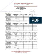 Quarterly Progress Report MIL2