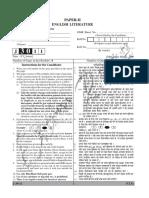 CBSE UGC NET English Paper 2 June 2011