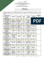 Annual Appraisal 2019 E (Autosaved)