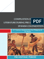 compilationofphilippineliteratureduringpre-spanishandspanish-170704205636