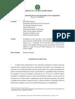 20190625 PAS CVM RJ2014 6517 Manifestacao Voto Presidente Marcelo Barbosa