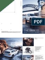 BMW X1 Brochure