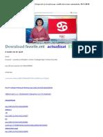 Canale Românești Online Protocol Sopcast Și Acestream Verificate Toate Noiembrie 2020