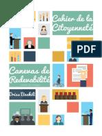 Cahier de La Citoyennete - Canevas de Redevabilite