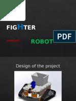 Fire Fighter Robot 34567