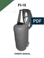 FI-10 IO Manual