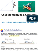 Pp12 Perfectly Inelastic Collisions 5.3 With Notes