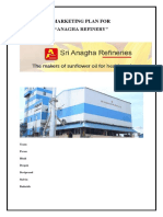 Anagha Refineries Marketting Startegy Final