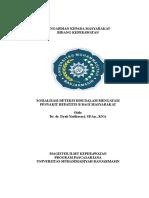 Sosialisasi Deteksi Dini Dalam Mengatasi Penyakit Hepatitis B Bagi Masyarakat