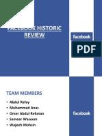 Facebook - presentaion