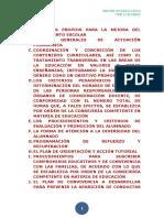 Proyecto Educativo CEIP LUIS SIRET 2019/20