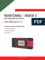 Monitoring User Manual Inview S en v1.0