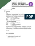 Surat Permohonan KMD