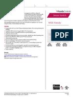 WSX Family PDF