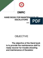 Escalator Book
