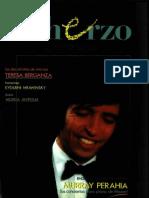 Reseña de libro (Revista Scherzo, 1986)