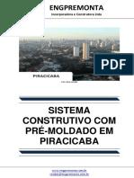 Sistema Construtivo Com Pré-moldados Em Piracicaba