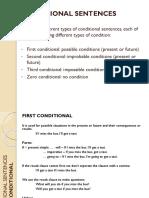 Conditionals - Intermediate Semi