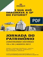 Jornada Do Patrimonio 2017