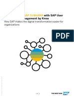 Implementing S4HANA With SAP UEM by Knoa Whitepaper