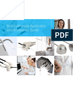 Brachytherapy Applicator Guide