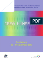 Programme_Crea Numerica-Avec Couv