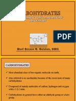 Carbohydrates Biochem