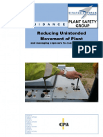 SFPSG-Reducing Unintended Movement of Plant