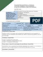 Guía de Actividades y Rúbrica de Evaluación - Paso 5 - Trabajo Colaborativo Final