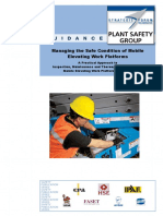 SFPSG-Managing Safe Condition MEWPS