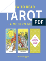 How to Read Tarot_ a Modern Gui - Jessica Wiggan
