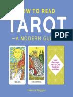 How to Read Tarot_ a Modern Gui - Jessica Wiggan