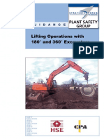 SFPSG-Lifting With Excavators