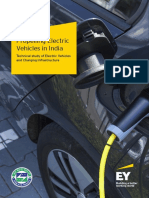 EY to BEE - Technical study on EVs & Charging Infrastructure