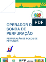 Op.Sonda de Perfuração_Perfuração de Poços de Petróleo