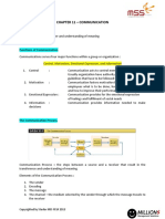 [SUMMARY] Perilaku Keorganisasian (Chapter 11).pdf