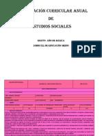 Pca 5to Estudios Sociales