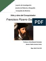 Francisco Pizarro Final